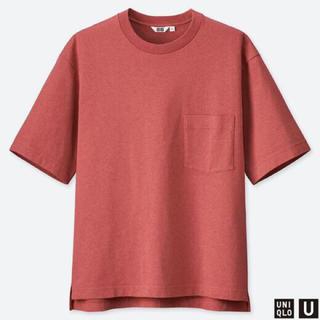 UNIQLO - UNIQLO オーバーサイズクルーネックTシャツ