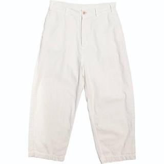 ポーター(PORTER)のPorterClassic Summer White Pant Sサイズ(その他)