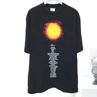 VETEMENTS スカル tシャツ(Tシャツ/カットソー(半袖/袖なし))