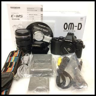 OLYMPUS - OLYMPUS オリンパス OM-D E-M5 12-50mm EZレンズキット