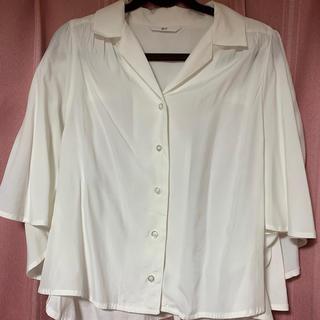 スライ(SLY)のSLY ひらひら シャツ♡(Tシャツ(半袖/袖なし))