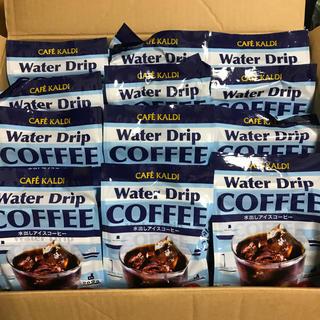 カルディ 水出しアイスコーヒー 12袋