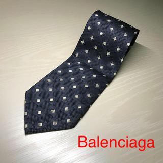 バレンシアガ(Balenciaga)のBalenciaga バレンシアガ シルク ネクタイ(ネクタイ)