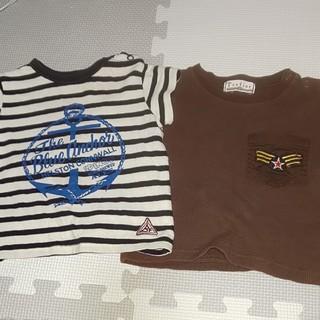 MARKEY'S - サイズ80 MARKEY'S含むTシャツ2点