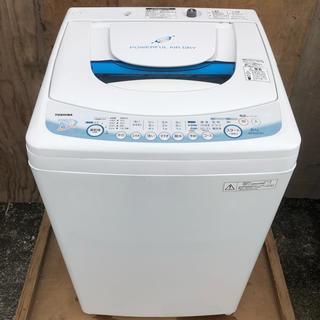東芝 - 【近郊配送無料】東芝 6.0kg 洗濯機 ツインエアードライ AW-60GF