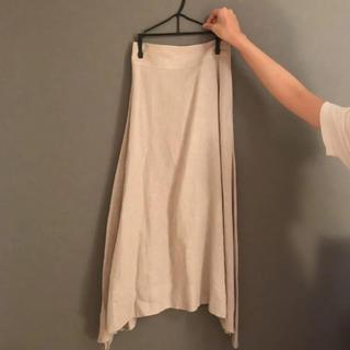 フレイアイディー(FRAY I.D)の新品未使用❤︎フレイアイディー  ロングスカート(ロングスカート)