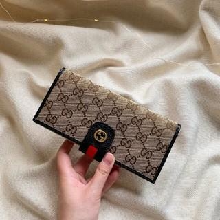 Gucci - GUCCI  長財布 レディース