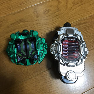 BANDAI - 仮面ライダージオウ コダマスイカアームズ、ファイズフォンX ライドウォッチ