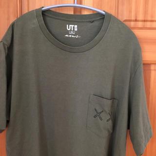 UNIQLO - ユニクロ kaws UNIQLO カウズ コラボ Tシャツ