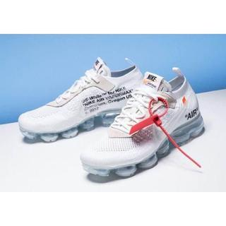 NIKE - Nike off white vapormax US8.5