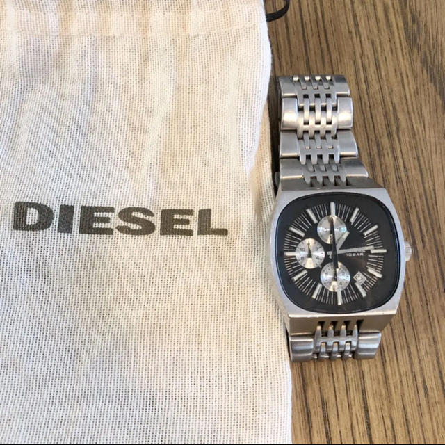 DIESEL - DIESEL クォーツ腕時計の通販 by ♡とまるまーけっと♡|ディーゼルならラクマ