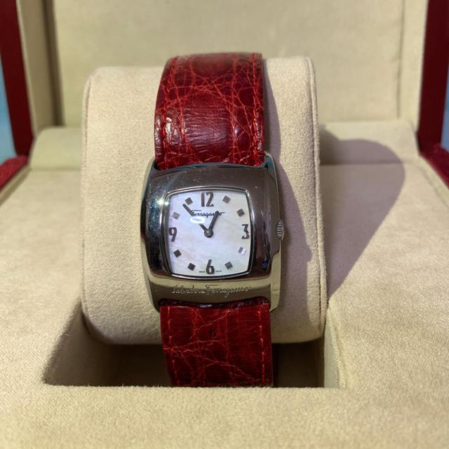 Salvatore Ferragamo - フェラガモ レディース腕時計の通販 by  lemon'shop|サルヴァトーレフェラガモならラクマ