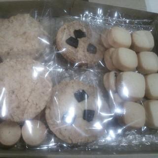 手作りクッキー詰め合わせ しゅわサク