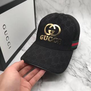 Gucci - 人気gucci グッチ キャップ