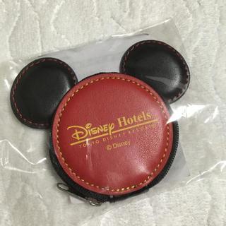 Disney - ★非売品★新品未開封★コインケース★ディズニーランドホテル