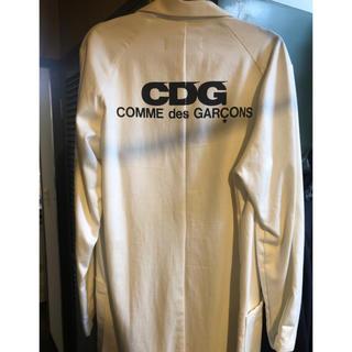 コムデギャルソン(COMME des GARCONS)のCOMME des GARÇONS ワークコート スタッフコート(ステンカラーコート)