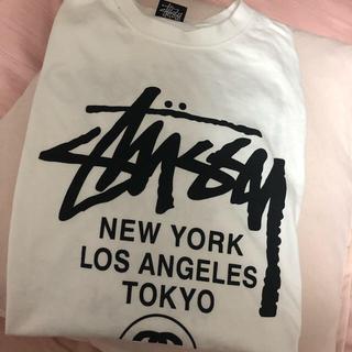 STUSSY - ステューシー 半袖Tシャツ XL
