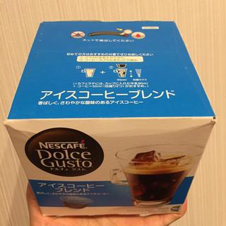 Nestle - ネスカフェ ネスレ ドルチェグスト アイスコーヒー カプセル