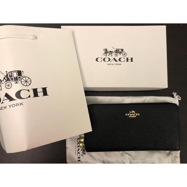 COACH - COACH 長財布 の通販 by あいうえお|コーチならラクマ