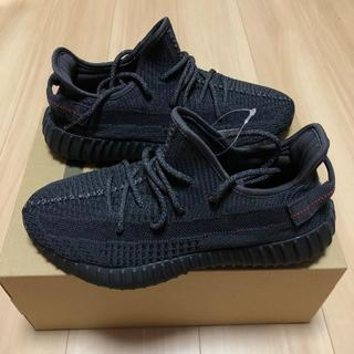 アディダス(adidas)のadidas yeezy boost 350 v2 BLACK STATIC (スニーカー)