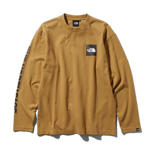 THE NORTH FACE ロンt シャツ