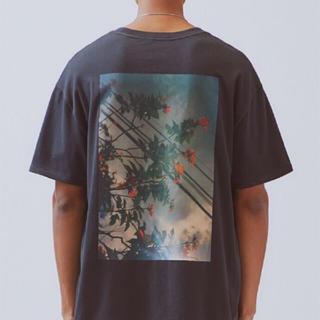 フィアオブゴッド(FEAR OF GOD)のXSサイズ Essentials Boxy Photo Series Tシャツ(Tシャツ/カットソー(半袖/袖なし))
