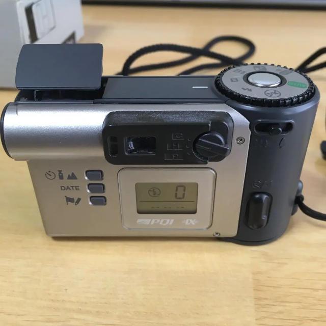 PENTAX(ペンタックス)のPENTAX efina APSフィルムカメラ スマホ/家電/カメラのカメラ(フィルムカメラ)の商品写真