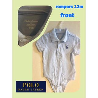 Ralph Lauren - 定番人気 Ralph Lauren BOYS ロンパース 12m