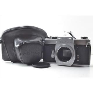 ペンタックス(PENTAX)のPentax ペンタックス SP ボディ 完動品 美品 ケース付 #1143(フィルムカメラ)