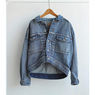 TODAYFUL - 新品♡cuffstrap denim jacket 38♡