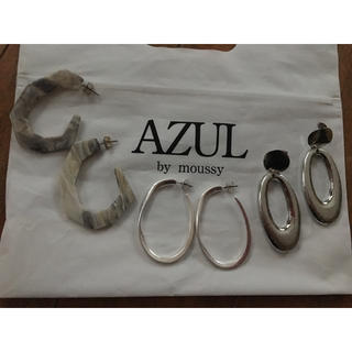 AZUL by moussy - AZUL BY MOUSSYピアスセット