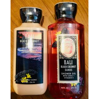 Bath & Body Works - ♡ココナッツ♡ バス&ボディワークス バリ ブラックココナッツ ハワイ
