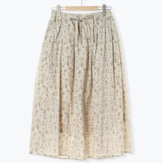 SM2 - 新品タグ付き*サマンサモスモス*ムーミン柄スカート