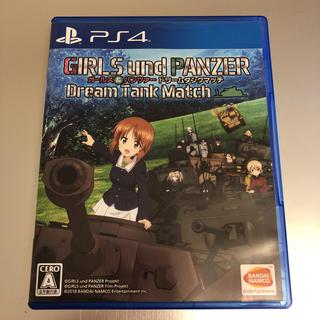 PlayStation4 - ◆PS4◆ガールズ&パンツァー ドリームタンクマッチ ガルパン