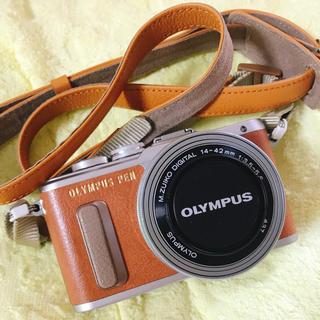 OLYMPUS - OLYMPUS ミラーレス一眼カメラ
