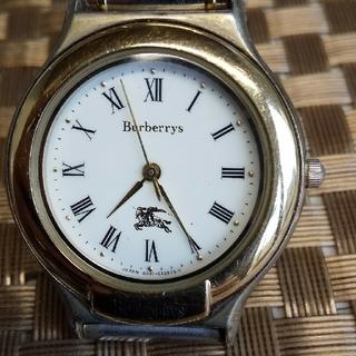 BURBERRY - バーバリーの腕時計⌚️
