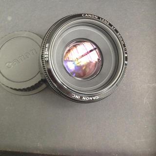 Canon - Canon 50mm f1.8 ii 単焦点レンズ
