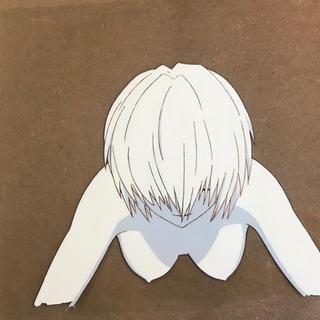 カドカワショテン(角川書店)の新世紀エヴァンゲリオン劇場版 綾波レイ セル画(その他)