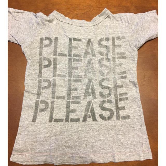 GO TO HOLLYWOOD(ゴートゥーハリウッド)の【100】gotohollywood ハートT グレー キッズ/ベビー/マタニティのキッズ服女の子用(90cm~)(Tシャツ/カットソー)の商品写真