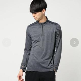 adidas - adidas RESPONSE ハーフジップ長袖Tシャツ ランニング