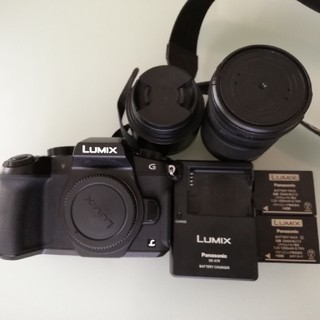 Panasonic - Lumix G8 レンズセット
