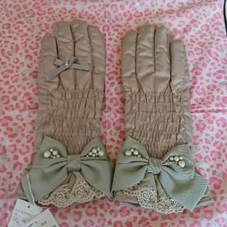 GALLERY VISCONTI - ギャラリービスコンティ✨手袋