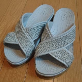crocs - クロックス サンダル W8