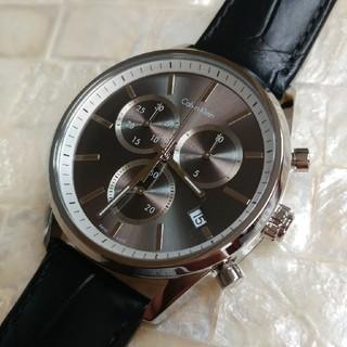 カルバンクライン(Calvin Klein)の☆新品 カルバンクライン FORMALITY K4M271C3 メンズ腕時計(腕時計(アナログ))
