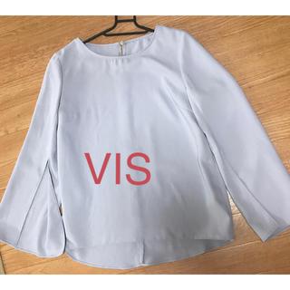 ヴィス(ViS)のヴィス ブラウスカットソー (シャツ/ブラウス(長袖/七分))
