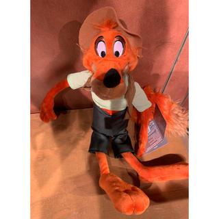 Disney - きつねどん ブレアフォックス ぬいぐるみ 南部の歌 海外限定 新品タグ付き