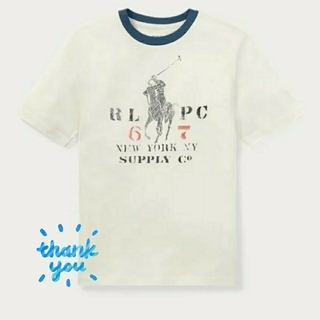 POLO RALPH LAUREN - セール♡ラルフローレン ビックポニー Tシャツ ボーイズL/160 メンズS