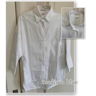 MADISONBLUE - madison blue マディソンブルー  シャツ 01   A020