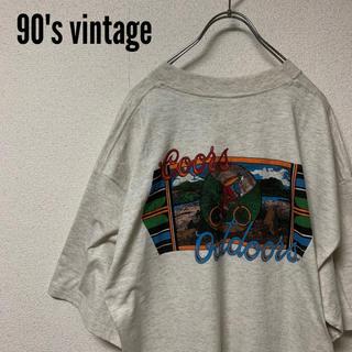 Champion - 90's vintage USA製 ビッグ tシャツ