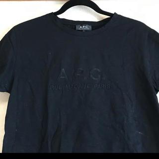A.P.C - A.P.C. ロゴ Tシャツ